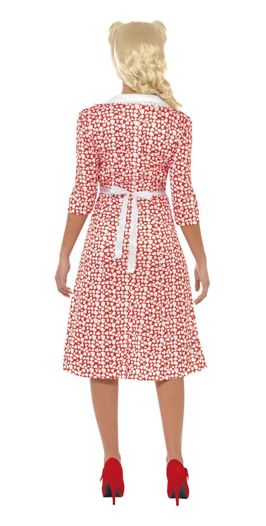 1940's Sweetheart Dress - PartyFeverLtd