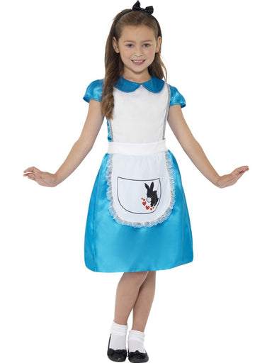 Wonderland Princess Costume - PartyFeverLtd