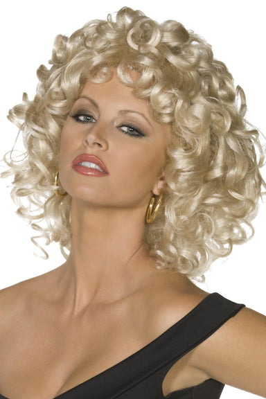 Grease Sandy Glam Wig - PartyFeverLtd