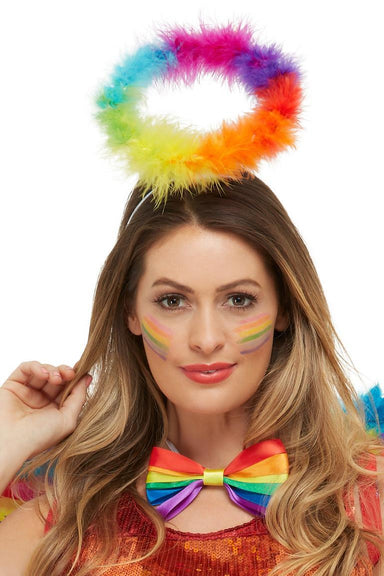 Rainbow Angel Halo - PartyFeverLtd