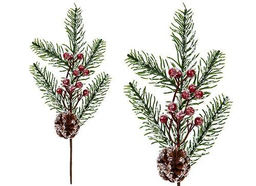 Christmas Pine Cone Pick - PartyFeverLtd