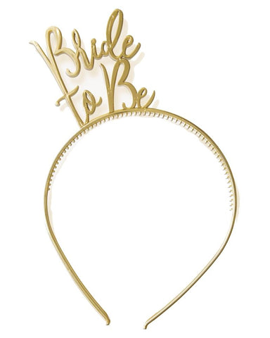 Bride To Be Headband - PartyFeverLtd