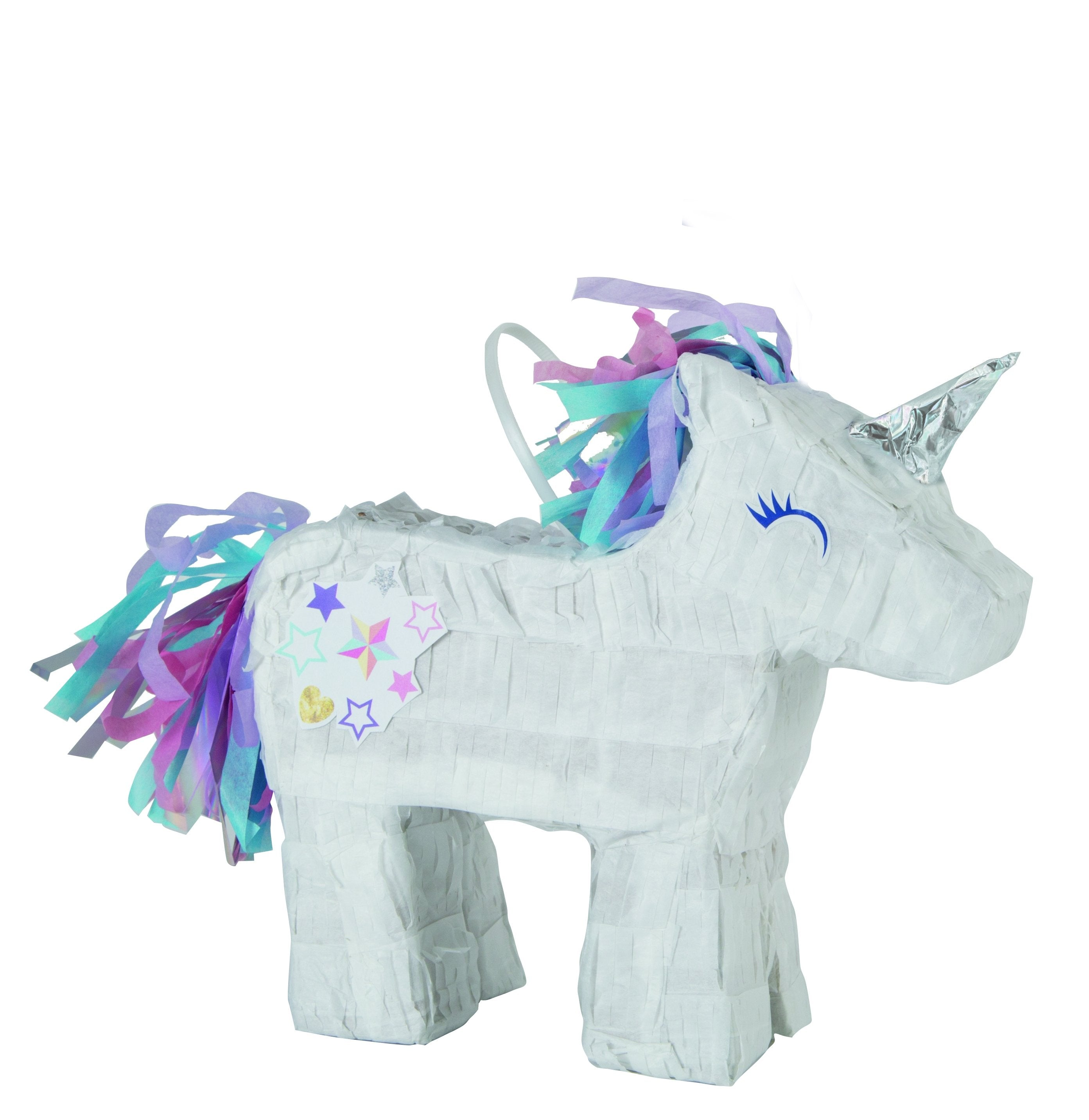 Mini Unicorn Pinata - PartyFeverLtd