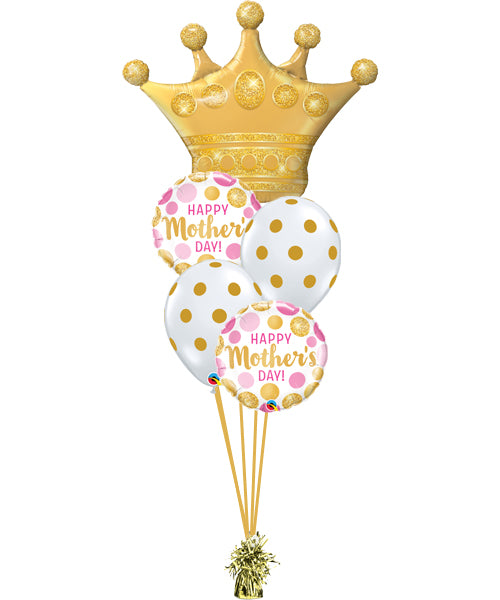 Mother's Day Dots Balloon Collection - PartyFeverLtd