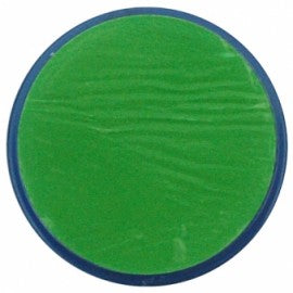 Snazaroo Bright Green Face Paint - PartyFeverLtd