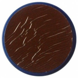 Snazaroo Brown Face Paint - PartyFeverLtd