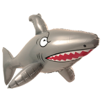 Inflatable Shark - PartyFeverLtd