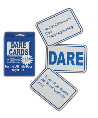 Stag Night Dare Cards - PartyFeverLtd