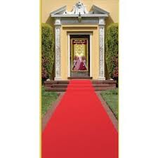 Red Carpet 4.6m - PartyFeverLtd