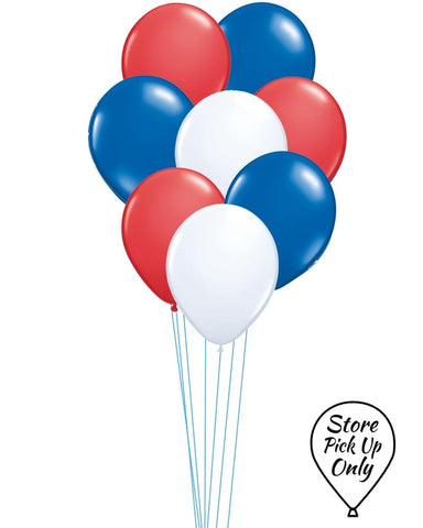 Jubilee Mix Party Balloons - PartyFeverLtd