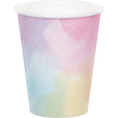 Iridescent Party Cups - PartyFeverLtd