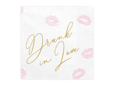 Drunk in Love Napkins - PartyFeverLtd
