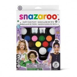 Snazaroo Ultimate Party Pack - PartyFeverLtd