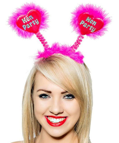 Hen Night Head Boppers - PartyFeverLtd
