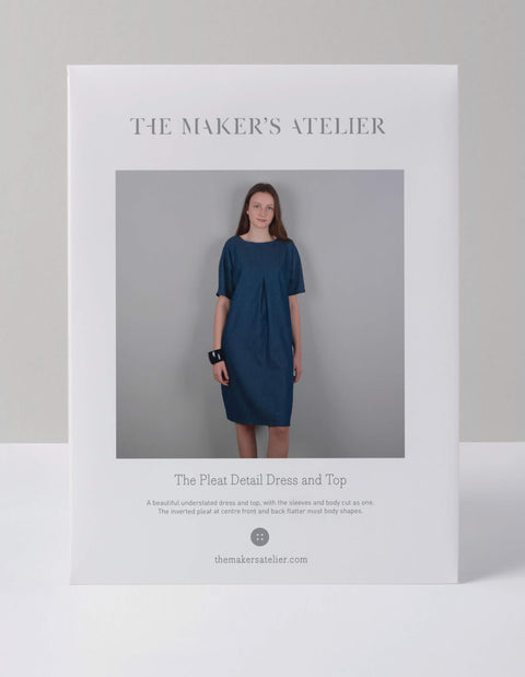 The Pleat Detail Dress and Top