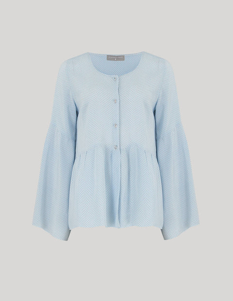 The Tiered Blouse