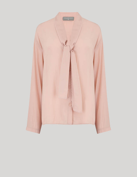 The Tie-front Blouse