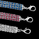 Fashion Blink Bling Rhinestone Dog Jewelry Collar Crystal Diamantine Necklace for Your Beloved Dog