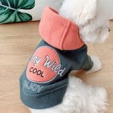 Stay Wild Fashion Super Warm & Flexible Dog Winter Coat Jacket with Hoodie for Your Lovely Dogs