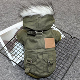 Super Warm & Comfortable Dog Jacket Winter Coat Hoodies for Your Lovely Dog