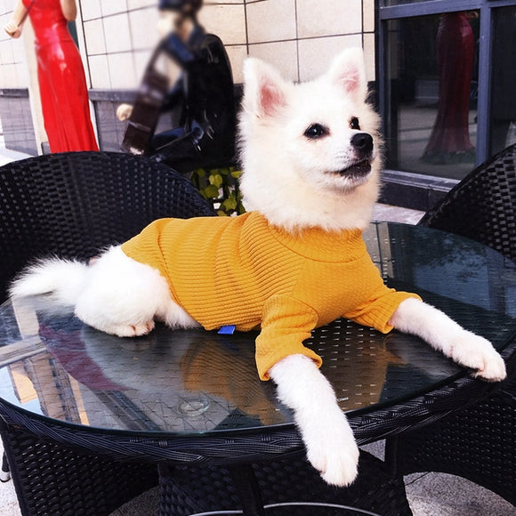 Dog Vest Shirt Warm Comfortable & Elegant Dog T-shirt for Your Lovely Dog