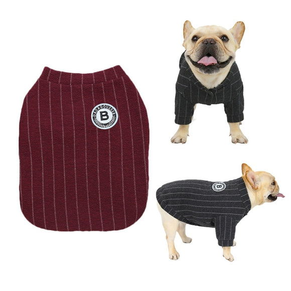 Fashion Dog Coat So Warm & Charming Puppy Shirt Winter Clothes