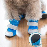 Cute Dog Shoes Soft Warm Walking Footwear Anti-slip For Your Lovely Dogs