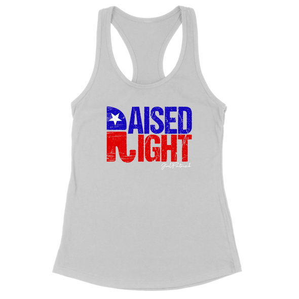 Raised Right Republican Womens Apparel