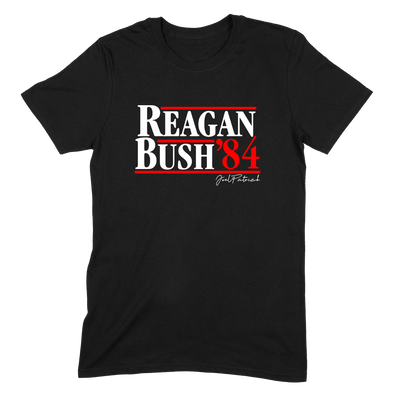 Reagan Bush 84 Mens Apparel