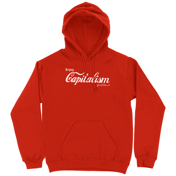 Enjoy Capitalism Mens Apparel