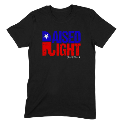 Raised Right Republican Mens Apparel