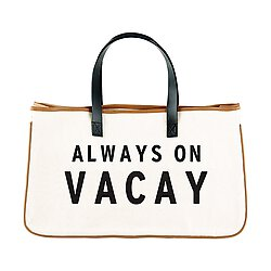 Always On Vacay Tote