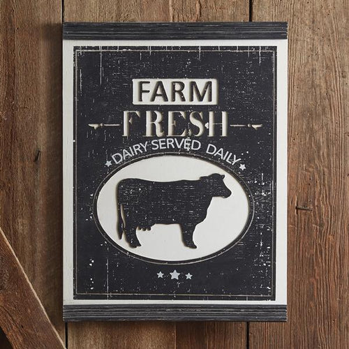 Farm Fresh Wall Sign CTW Home