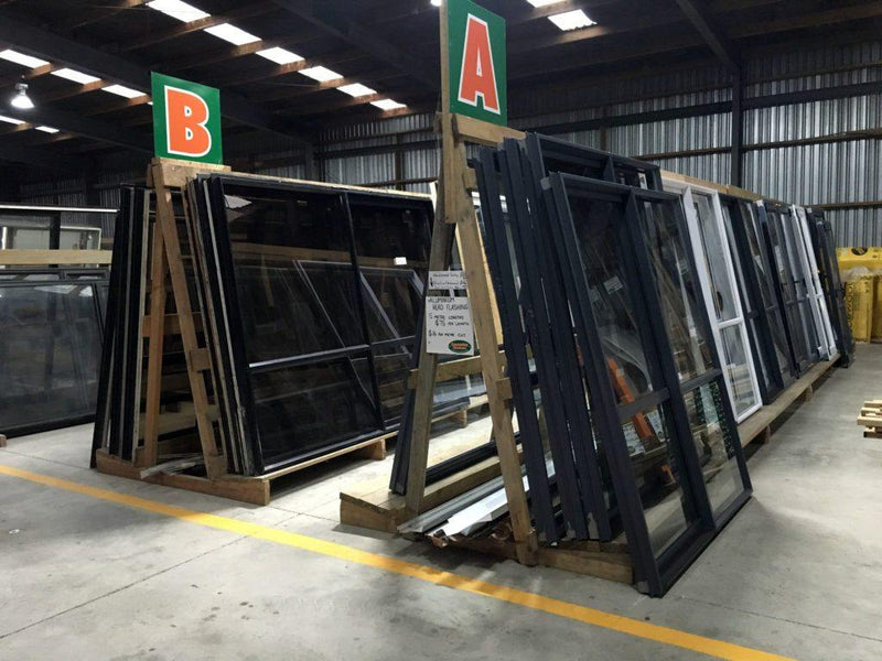 Aluminium joinery – we have aisles of it! - Renovation Warehouse
