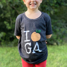 Load image into Gallery viewer, I Peach GA Kid Tees