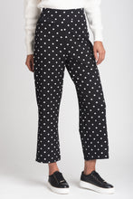 Load image into Gallery viewer, Fluid Polka Dot Wide-Leg Trouser - Elrosé Store