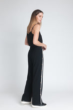 Load image into Gallery viewer, Press Stud Wide-Leg Trouser - Elrosé Store