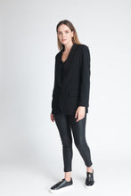 Load image into Gallery viewer, Timeless Single Breasted Longline Blazer - Elrosé Store