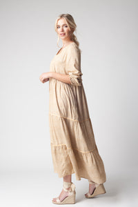 Luxe Maxi Day Dress