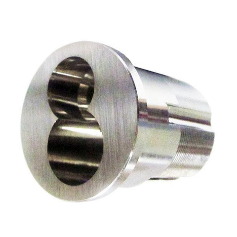 "Cal Royal 1-1/2"" Mortise Cylinder Schlage LFIC - Nuk3y"