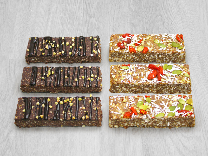 Conscious Bars® Mixed 6 Pack (GF)