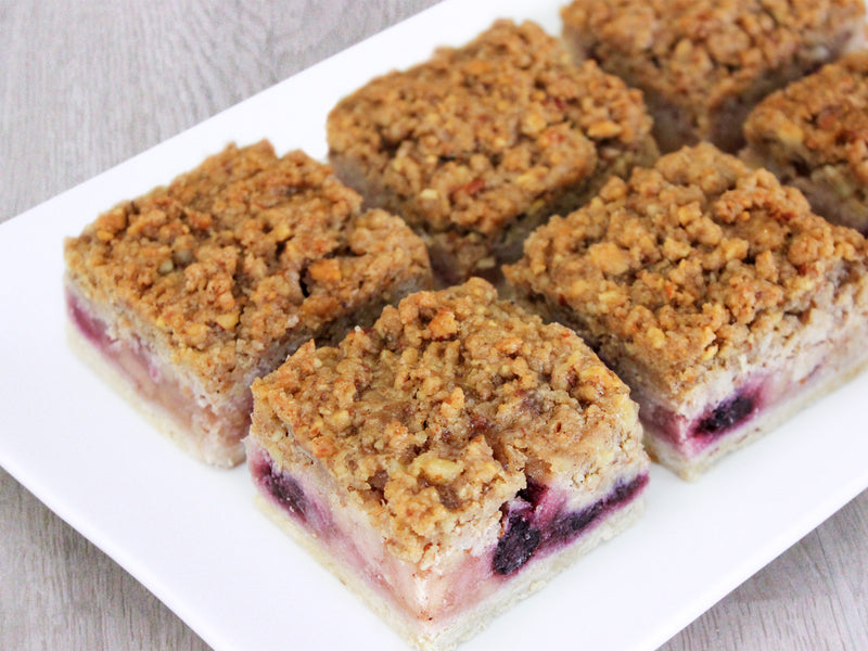 Apple Blueberry Crumble (GF) - 4 Pack