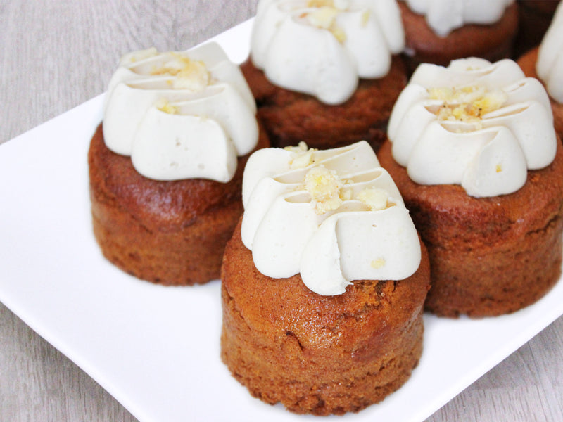 Banana Maple Cakes 9 Pack