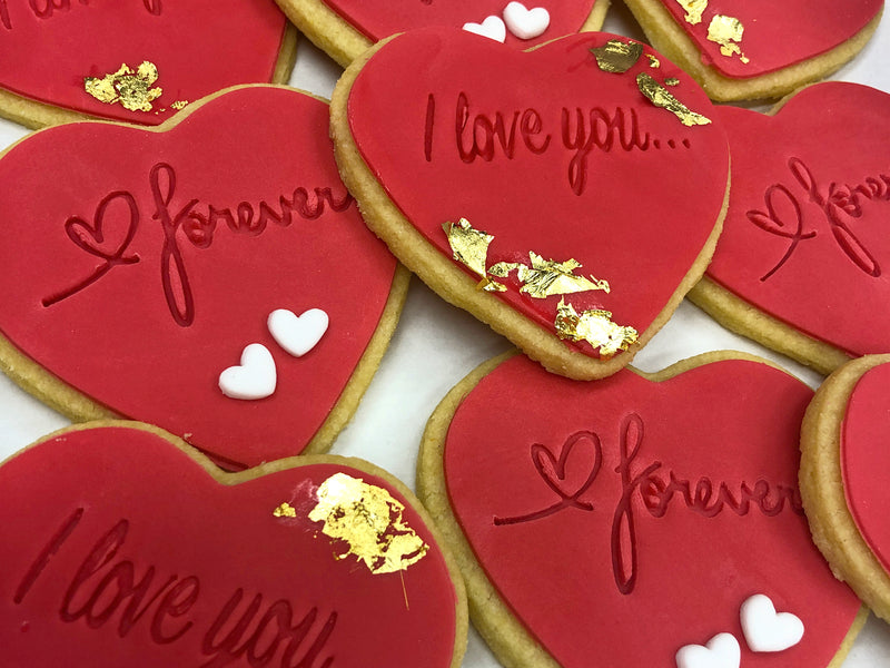 Valentine's Day Cookies Pack