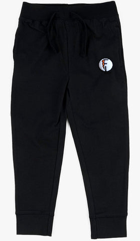 Youth Black Joggers