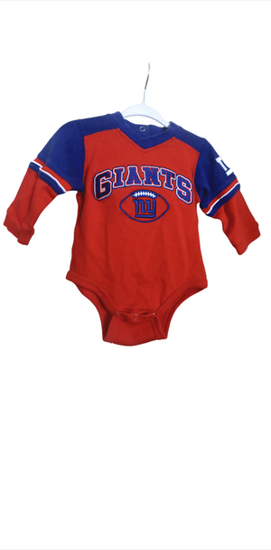 Giants onesie
