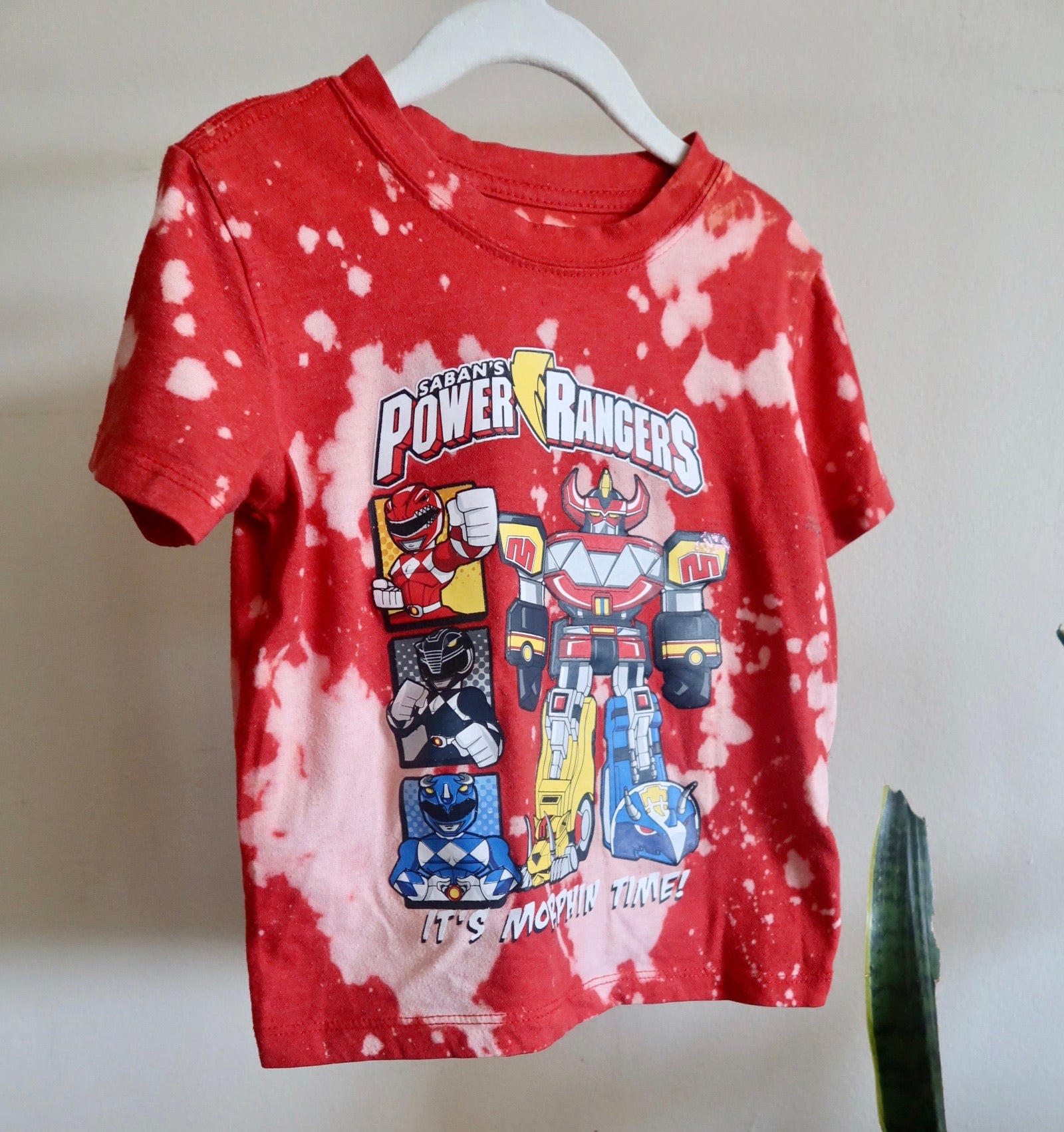 Power Rangers Rd Tee
