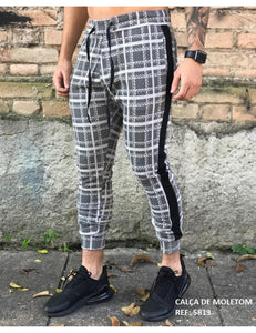 Calça Moleton Chess