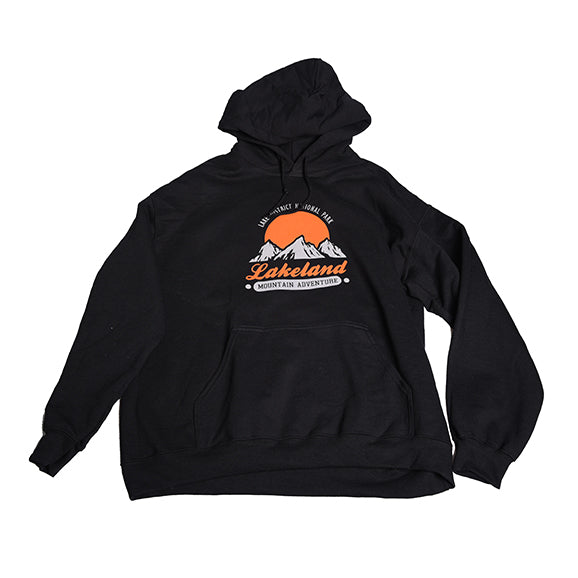 Lake District Shop Gifts Black Hoodie