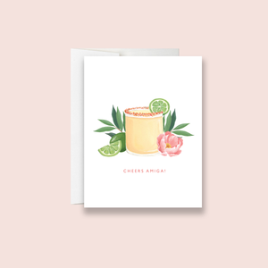 Cheers Amiga Greeting Card